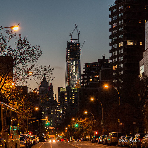 WTC - Evening | by Joel Raskin