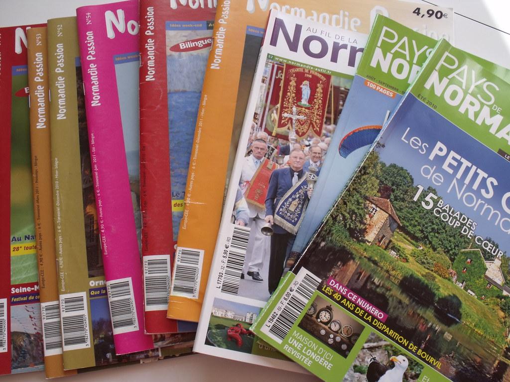 Les magazines la maison chambres d 39 h tes et g tes vue mer 76 normandie flickr - Chambre d hote normandie vue sur mer ...