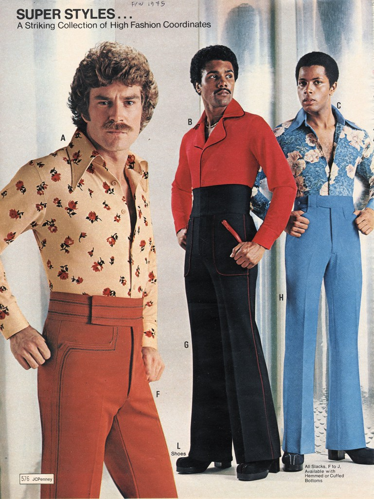 Jc Penney 1975 Fall Winter Pg 576 Vintage Disco Shirts 70 Flickr