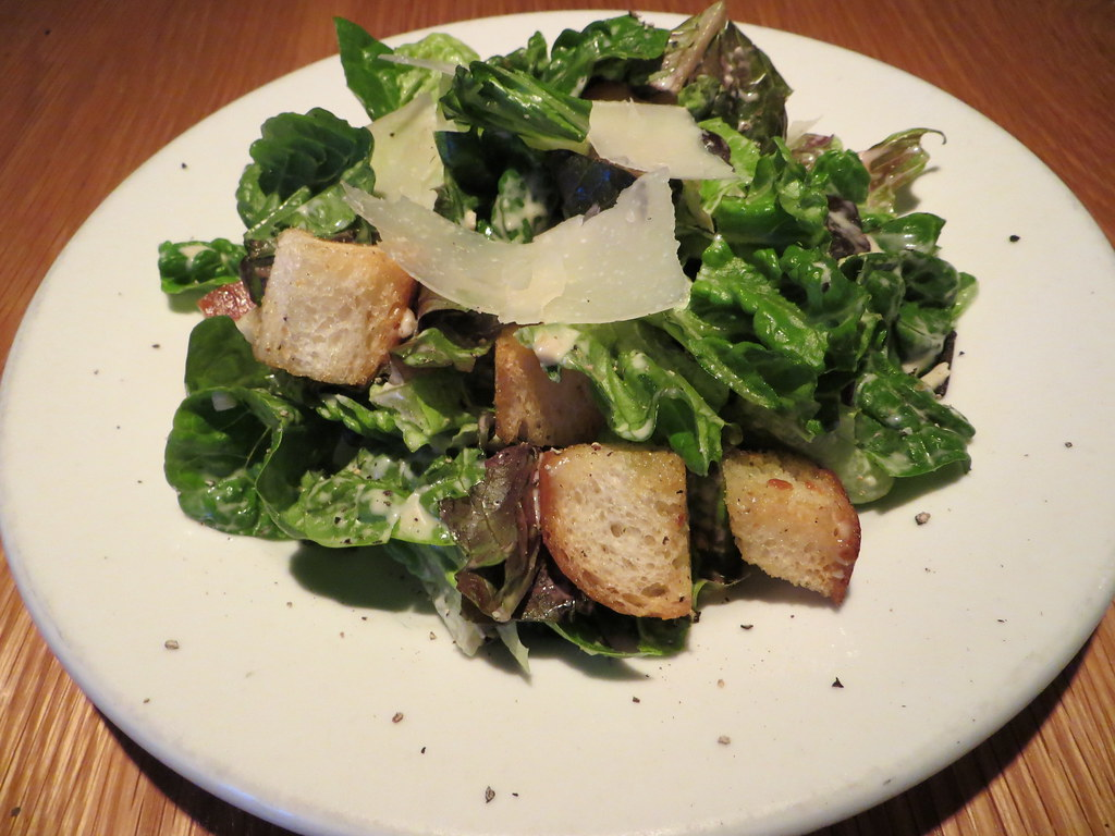 Caesar salad caesar salad 12th ave grill kaimuki for 12th ave grill open table