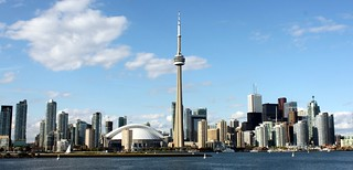 Toronto Skyline | by Prayitno / Thank you for (12 millions +) view