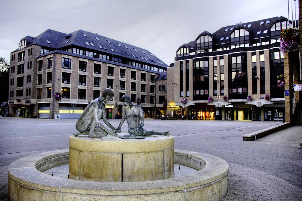 Louvain La Neuve Hotel