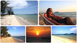 Otres Beach Sihanoukville Cambodia | by globetrottergirls