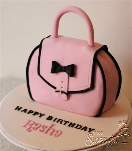 Purse Birthday Cake Pictures