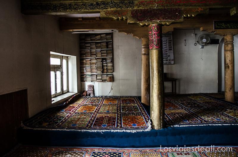 mezquita de Leh