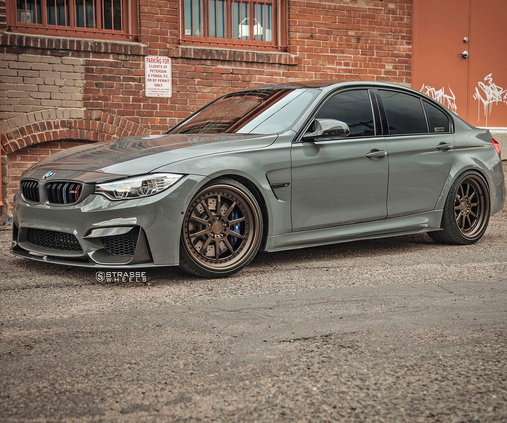 Bmw M3 Cs: R10-CS Competition Series Wheels
