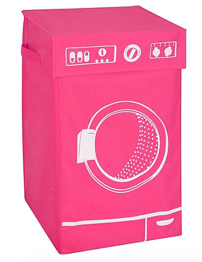 pink hamper