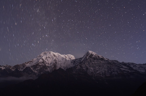 Stars Over Annapurna South | by chrisstreeter