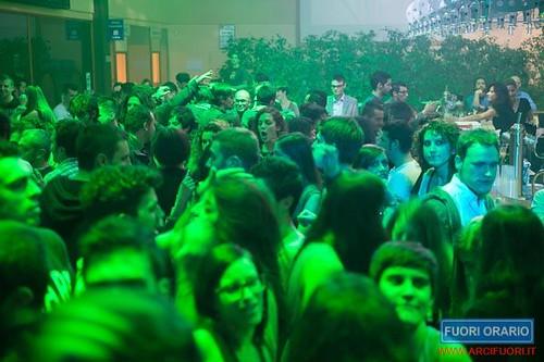 Il pubblico del FO (9/11/2012)