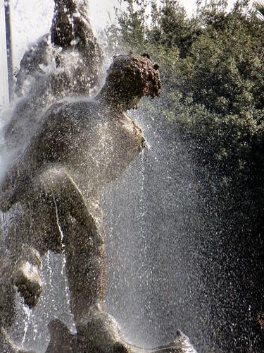 Piazza Republicca fountain