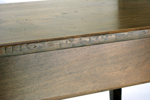 533 img 0895e extra long farmhouse table with antique fren for Extra long farmhouse table