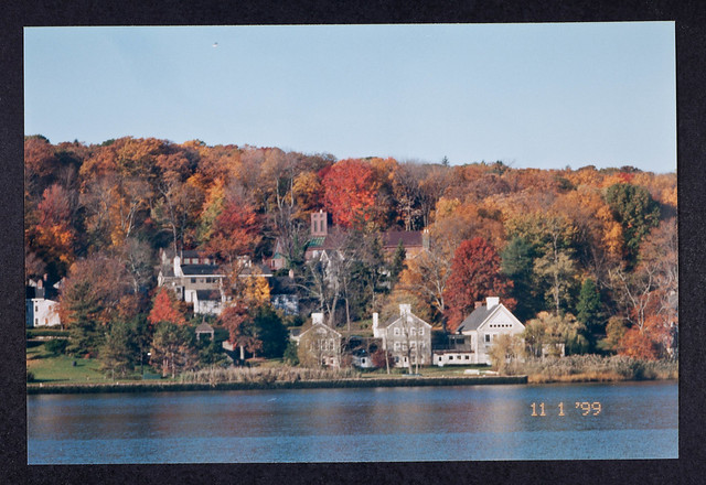 cold spring harbor autumn 1999 photographed by james d