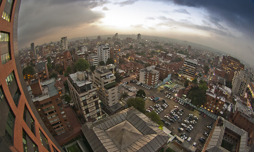 Bogotá panorama | by The Colombian Way