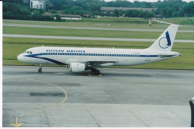 A320-200  F-GFKN