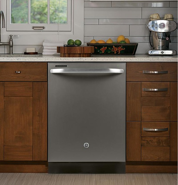 Ge Kitchen Appliances ~ Ge quot slate kitchen appliance package with additional