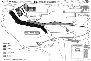 Hascombe Map | by Linda & Anthony Ang