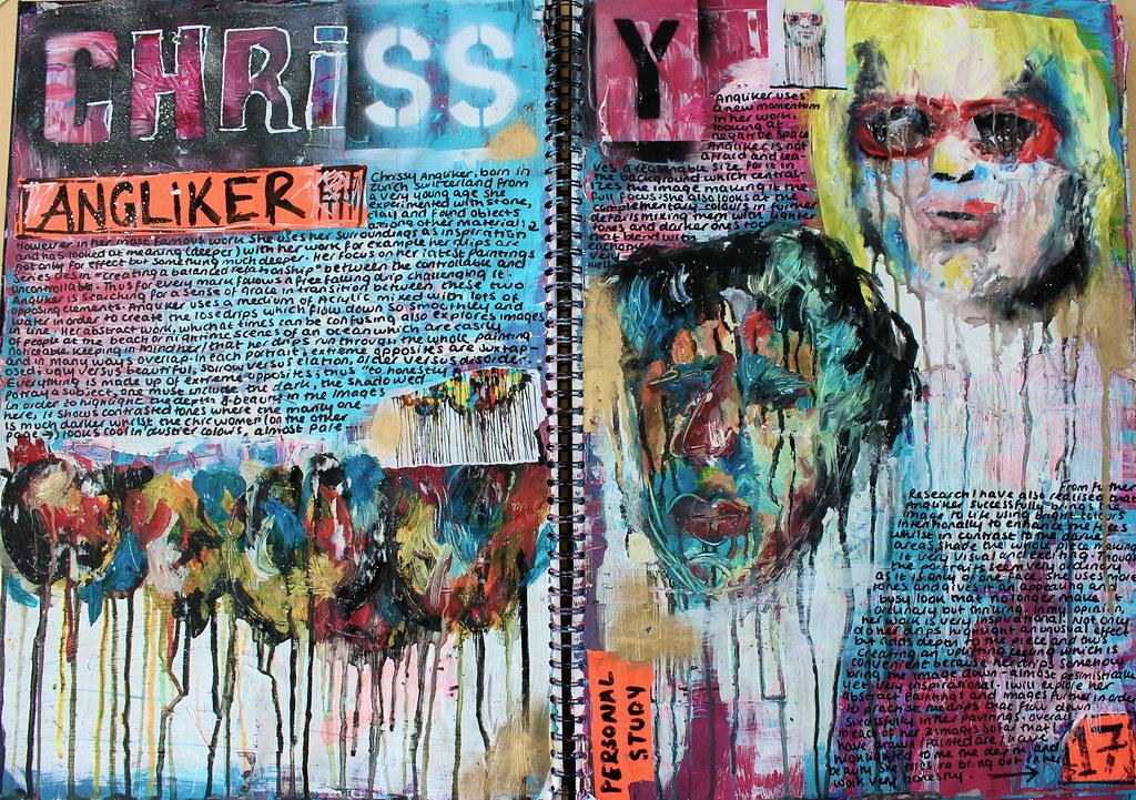 Art and Design: UNIT 8 Artist Research: Ed Fairburn