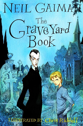 What is the theme/moral of the book, The Graveyard Book by Neil Gaiman?