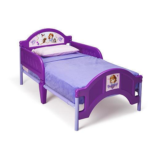Delta disney sofia bed bed princesa cama ni a de pl stico - Cama princesa nina ...