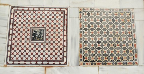 Wall inlay, Sardis synagogue | by Anita363