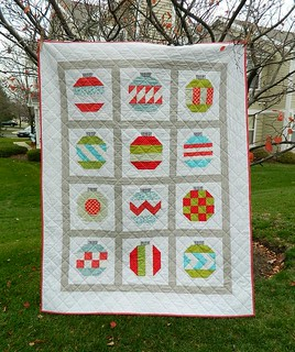 vintage holiday quilt | by s.o.t.a.k handmade