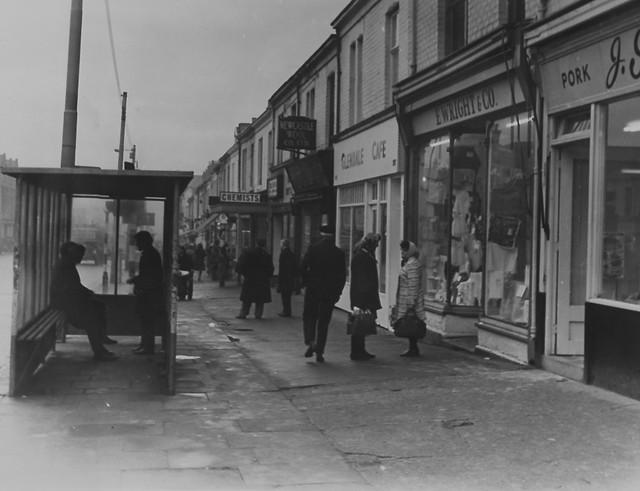 Shields Road, Byker c.1970