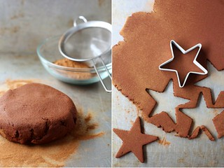 Homemade Cinnamon Ornaments | by Completely Delicious