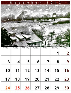 DEZEMBER 2012, December 2012 | by eagle1effi