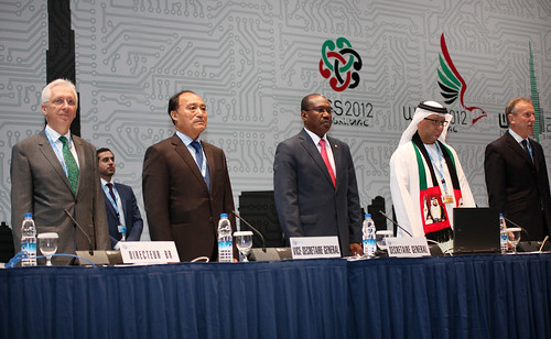 WCIT 2012 - Opening Ceremony & Opening Plenary | by ITU Pictures