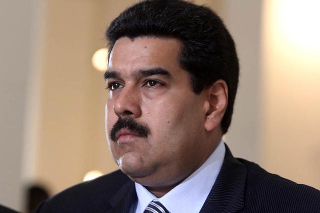Venezuelan president Nicolás Maduro. (INFORME DIGITAL/Flickr)