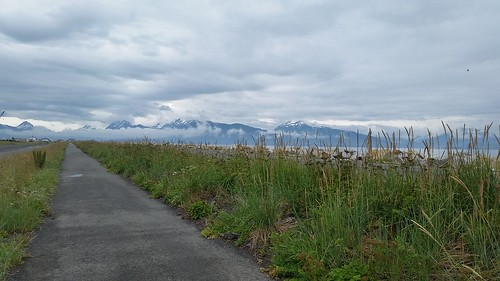 Homer spit path | by Sailing P & G