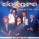 Europe Rock The Night Maxi-Single EP