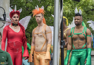 Unicorns Pride Parade 2016 - 07 | by Eva Blue