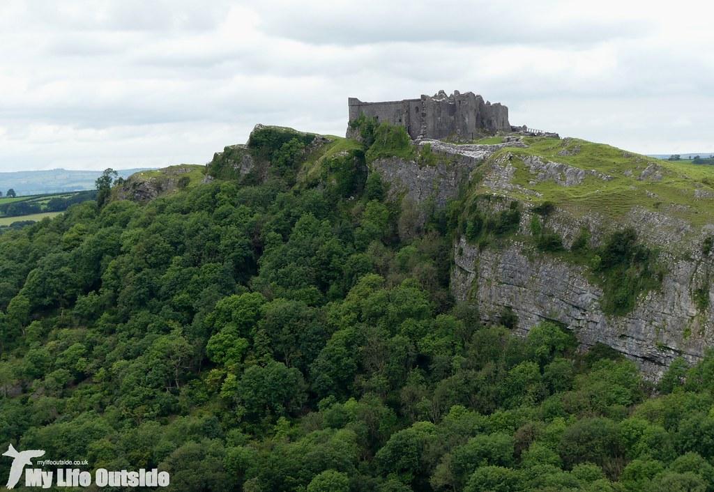 P1040207 - Carreg Cennen Castle