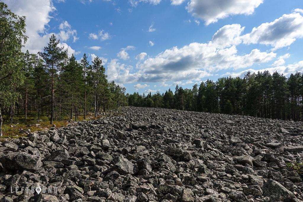 Boulderfields