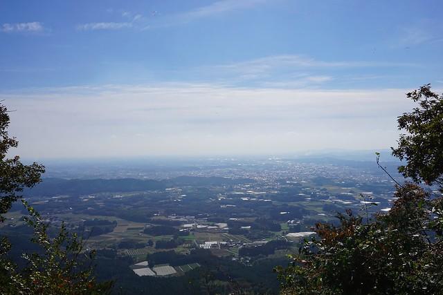 古賀志山からの展望