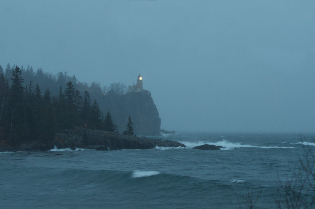 ... Split Rock Lighthouse - The Annual Lighting to Commemorate the Loss of the Edmund Fitzgerald | & Split Rock Lighthouse - The Annual Lighting to Commemorateu2026 | Flickr