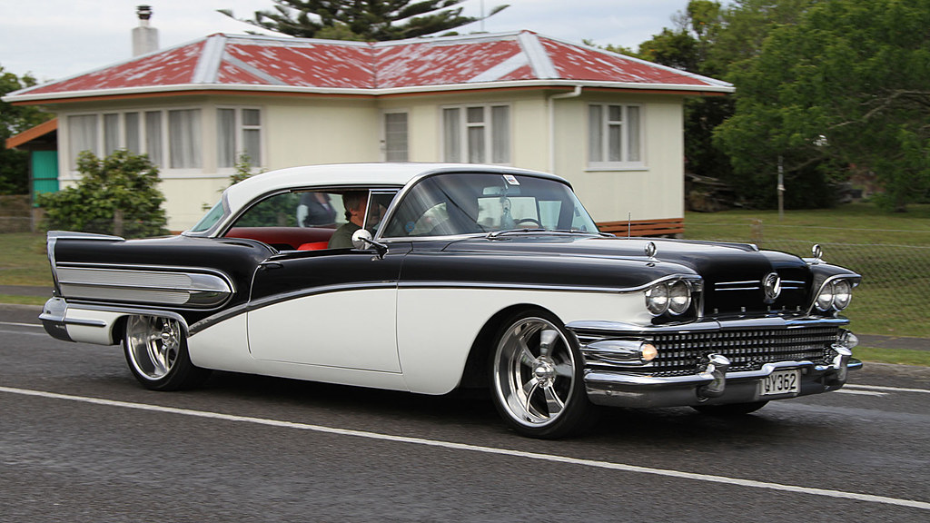 1958 Buick Special 2012 Nzhra Street Rod Nationals