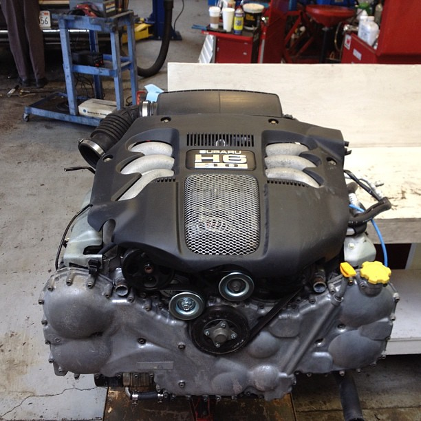 Subaru Conversion Anyone This Fine 3 0l Engine Could Powe