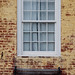 Window into Ft. Mifflin
