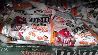M&M's Milk Chocolate Orange | by theimpulsivebuy