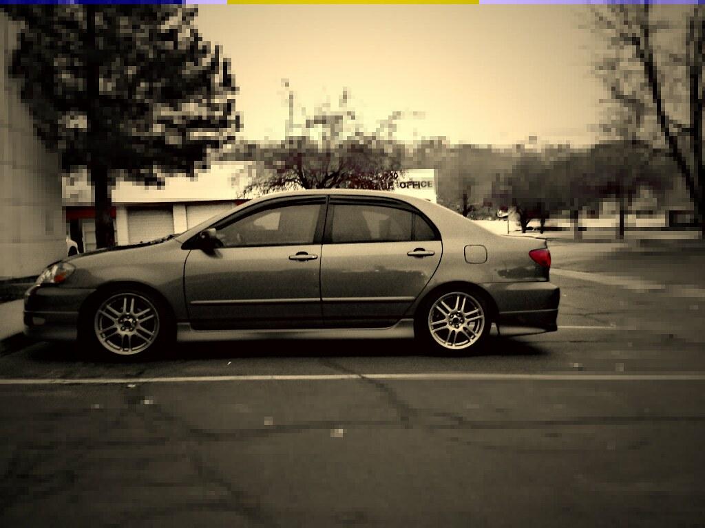 2005 Toyota Corolla Xrs Flickr Photo Sharing