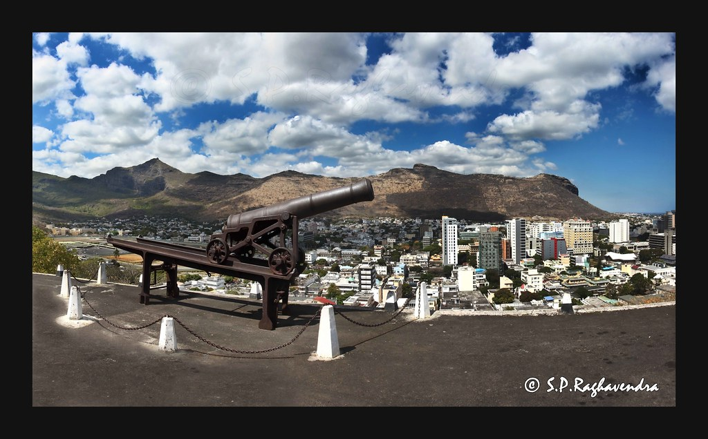 Mauritius citadel fort adelaide the citadel is - Where is port louis mauritius located ...