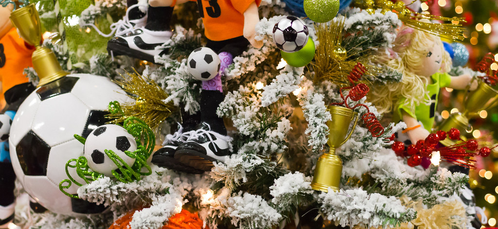 Soccer Lover Christmas Tree   Photo Dean   Flickr