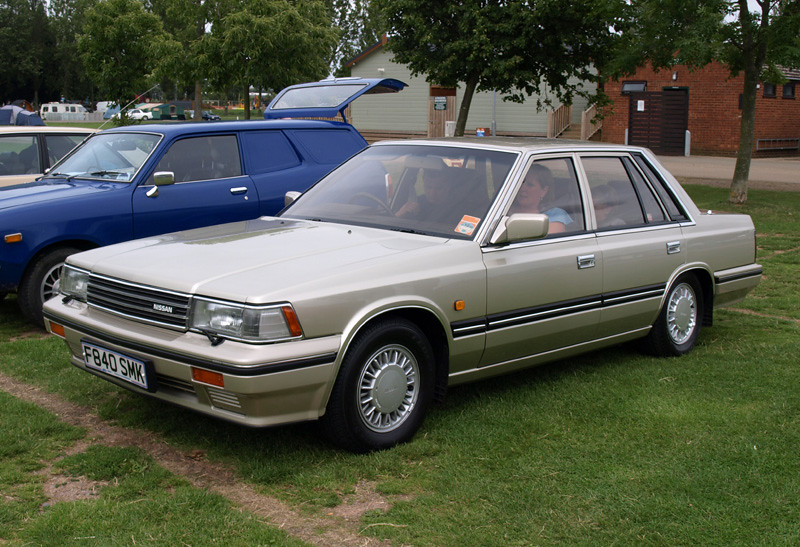 1988 nissan laurel 2 4sgx auto c32 billing 2009 flickr. Black Bedroom Furniture Sets. Home Design Ideas