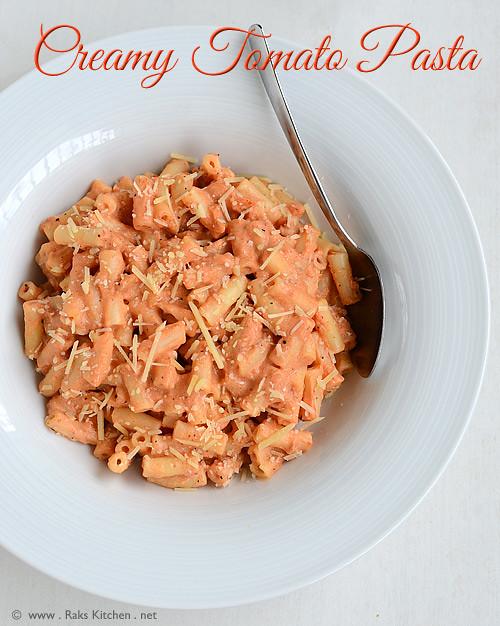 creamy-tomato-pasta-recipe | Raks Anand | Flickr