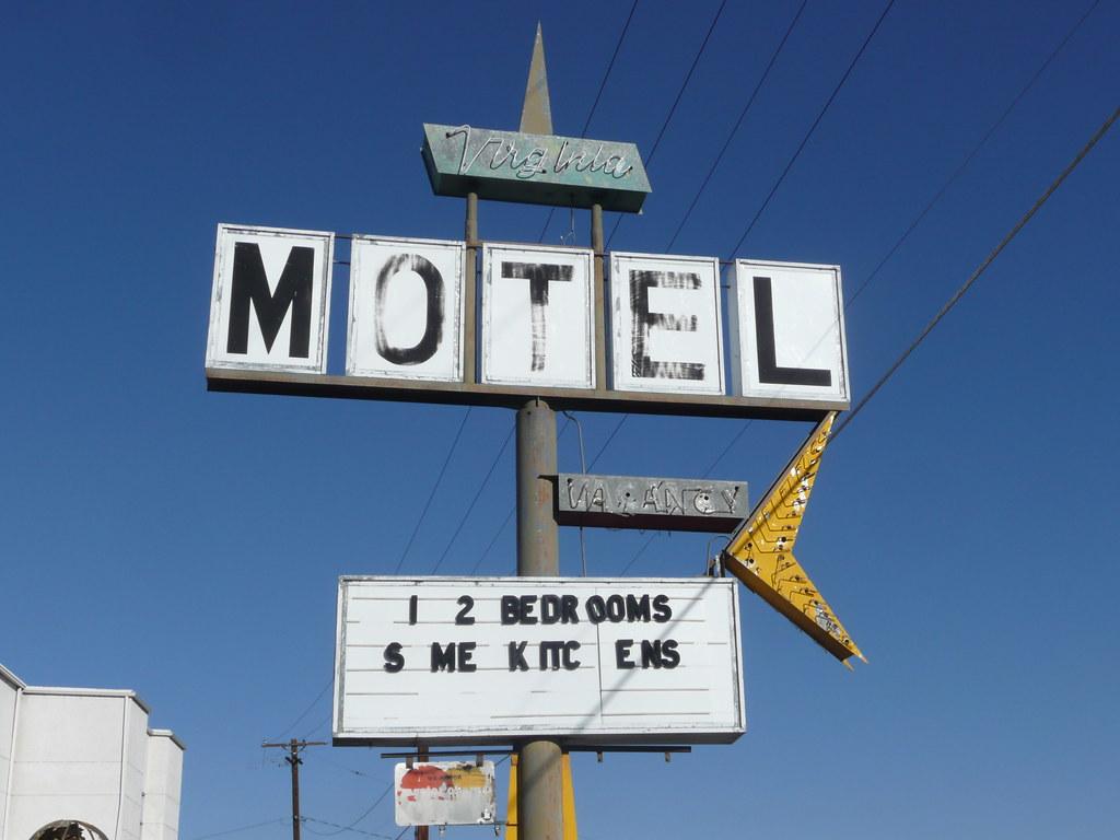 Virginia Motel Reno Nevada 3065 South Virginia Street Flickr