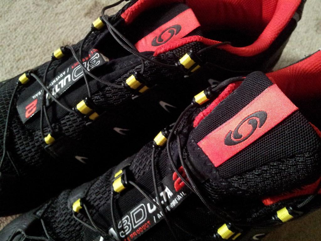 Salomon Xa Pro D M Swamp Grey Running Shoes