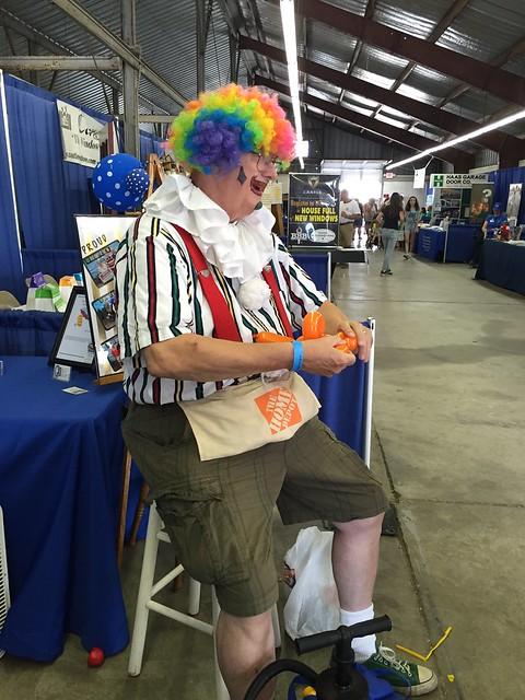 Wood County Fair, 6 Aug 2016