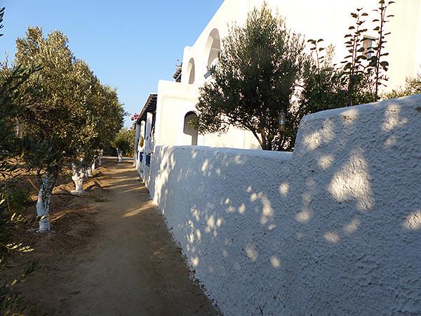 allée maison Naxos